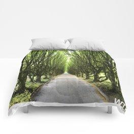 Let's take a walk, Vesterbro, Copenhagen Comforters
