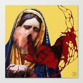 Chastity Canvas Print