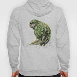 Mr Kākāpō Hoody