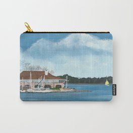 Jackson Yacht Club Carry-All Pouch
