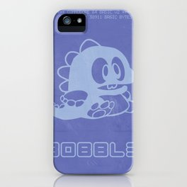 Retrogaming - Bubble bobble iPhone Case