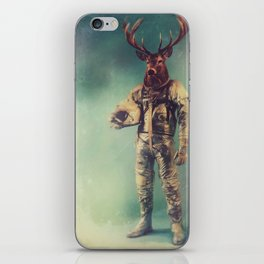 Without Words iPhone Skin