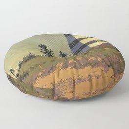 Cedar Dunes Provincial Park Floor Pillow