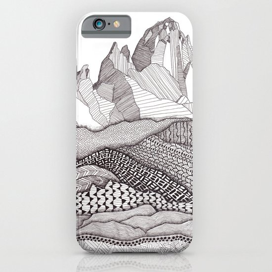 Patterns on Patagonia iPhone & iPod Case