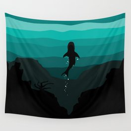 the Reef Wall Tapestry