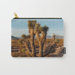 Nevada Desert Sunrise III Carry-All Pouch