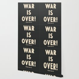 War is over!, if you want it, vintage art, peace, Yoko Ono, Vietnam War, civil rights Wallpaper