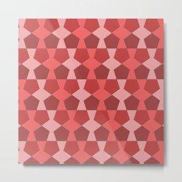 Geometrix LXXVIII Metal Print