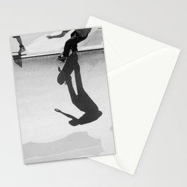 the edge of Stationery Cards