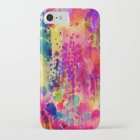 wander iPhone & iPod Cases featuring Wander by Amy Sia