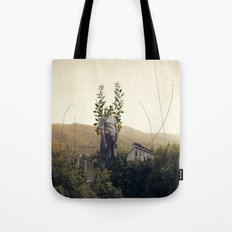Forest Angel Tote Bag