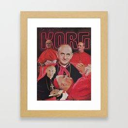 Key Masters Framed Art Print