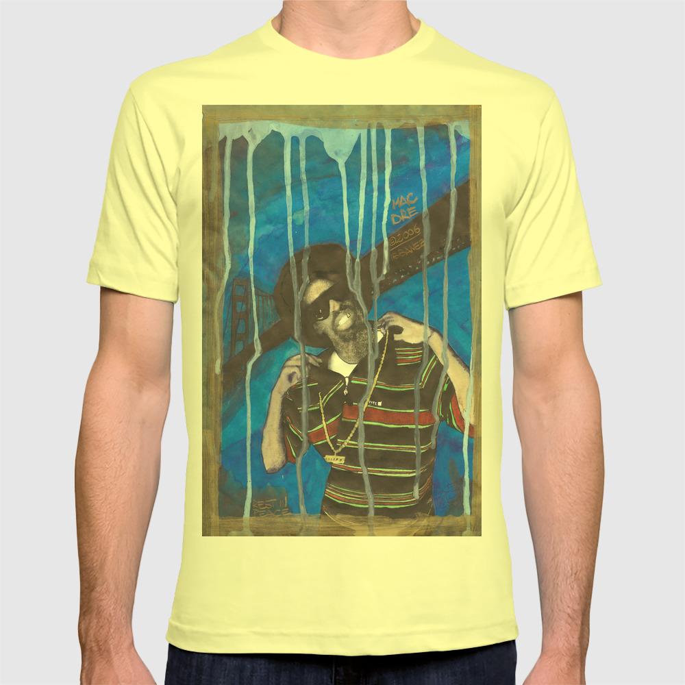 DEAD RAPPERS SERIES - Mac Dre T-shirt