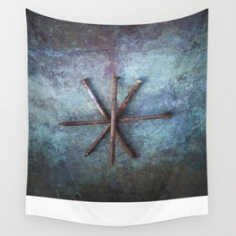 Rusty Wall Tapestry