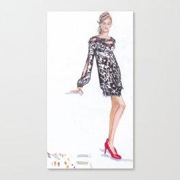 The Dress! Canvas Print