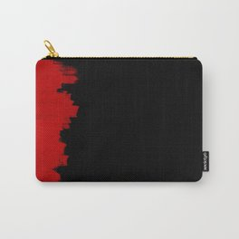 Red Impact Carry-All Pouch