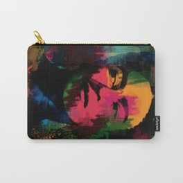 Colorful Frida Carry-All Pouch