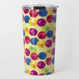Colorful Berries Travel Mug