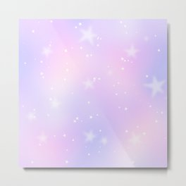 Beautiful  Pattern Design Metal Print