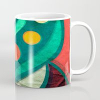 planets Mugs featuring Planets by VessDSign