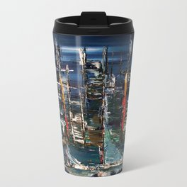 Lake Wilder Metal Travel Mug