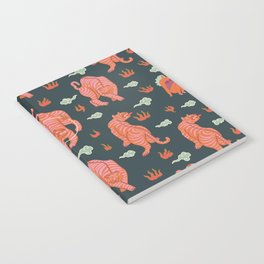 Circus pattern Notebook