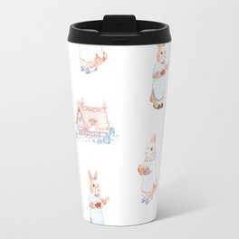 Baking Buns Travel Mug