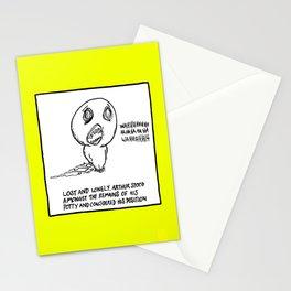 ARTHUR POTTY Stationery Cards