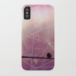 Isolation is Real iPhone Case