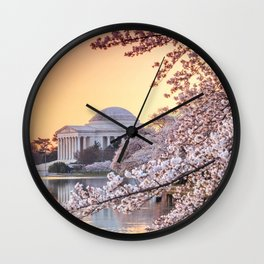 DC 03 - USA Wall Clock