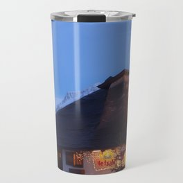Alp Chalet Travel Mug