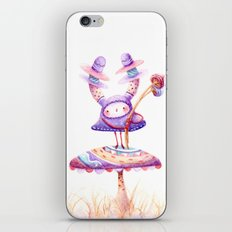 In The Land Of Magic Mushrooms iPhone & iPod Skin