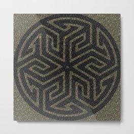 Arabian Bark Metal Print