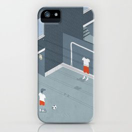 I was an only son iPhone Case