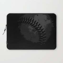 Baseball Illusion Laptop Sleeve