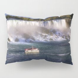 The Maid of the Falls Pillow Sham