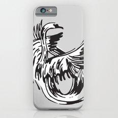 S as in Swan iPhone 6s Slim Case