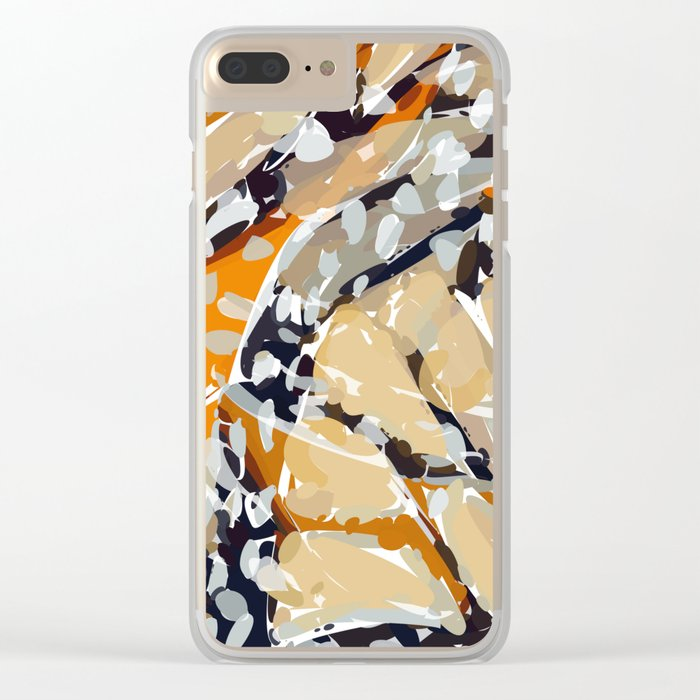land of forgotten boomerang Clear iPhone Case