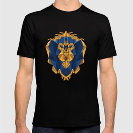 for the alliance T-shirt