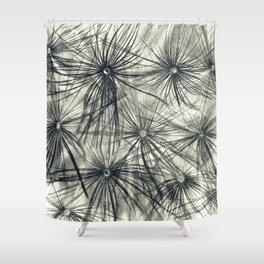 Dandelion 2 Shower Curtain