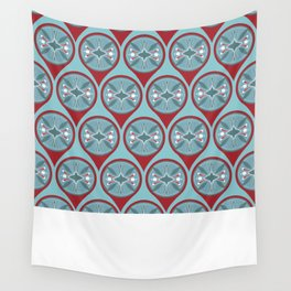 Tribal Markers Wall Tapestry
