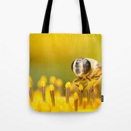 Pollen Feast Tote Bag