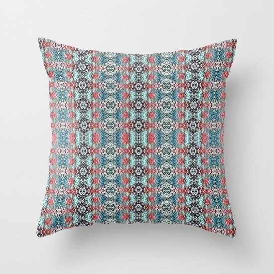 Victorian Lace 4 Throw Pillow