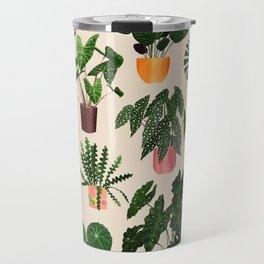 I´m a plantlover Travel Mug