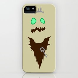 Fiddlesticks iPhone Case