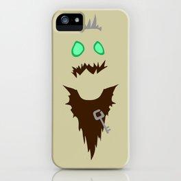 Fiddlesticks iPhone Case