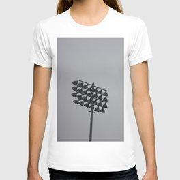 Stadium lights T-shirt