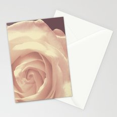 Roses are White Stationery Cards