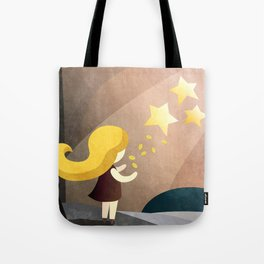 The Star Money  Tote Bag