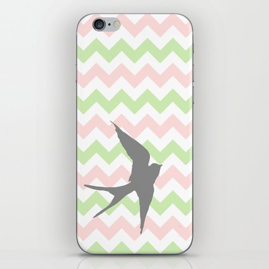 Chevron a Whim iPhone & iPod Skin
